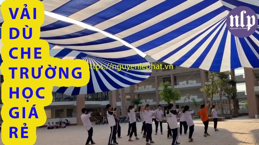 Ô Dù Che Sân Trường CỡLớn