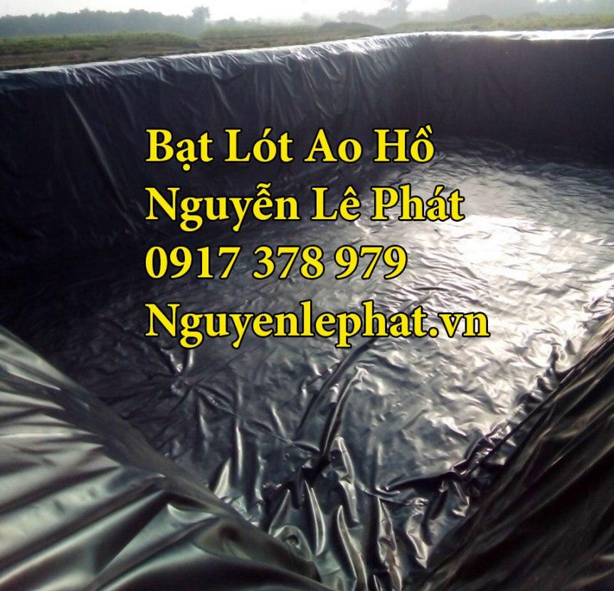 Bạt Lót Ao Hồ Chứa Nước tại ĐồngNai
